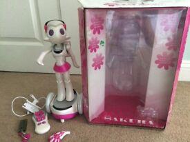 Sakura best friend robot