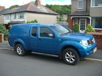 Nissan NAVARA King Cab Outlaw DCI PRIVATE SALE no VAT