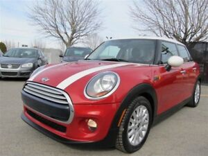 2015 MINI Cooper 5 Door TOIT PANORAMIQUE, BLUETOOTH