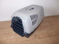 large pet carrier - cat basket - cat box - small dog carrier