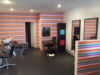 Hairdresser & Beauty salon available for rent