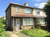 TO LET - 3 bedroom semi detached house in a very popular area - Wrose Road
