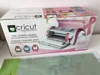 Cricut Expression Pink Edition electronic cutting machine....used a few times..pristine