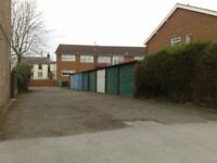 Lock up garage to let - Mapperley £45 PCM
