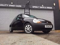 FORD KA 1.3 PETROL 2004 54 PLATE MANUAL METALLIC BLACK