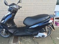 Selling my 125 piaggio fly ..