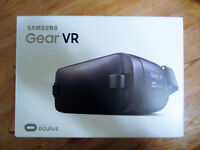 Samsung Gear VR - Brand new, seal intact
