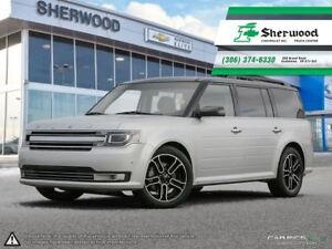 2014 Ford Flex Limited AWD PST PAID!!