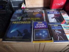 Astronomy Books & Maps