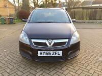 Vauxhall Zafira 1.9 CDTi Club 5dr