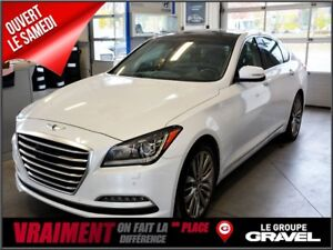 2015 Hyundai Genesis 5.0 Ultimate - AWD - MAGS 19 PCS - TOIT PAN