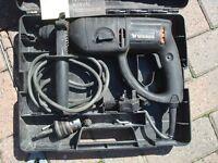SDS Drill Wicks 550 Pneumatic Hammer Drill
