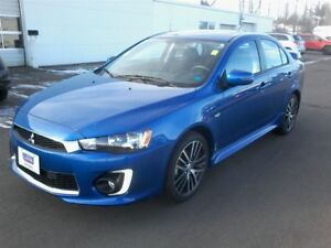 2017 Mitsubishi Lancer GTS! AWD! 10 YEAR WARRANTY! WOW! $5700 SA
