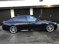 Bmw 320 diesel m sport Automatic Fully loaded with pco badge for minicab taxi.