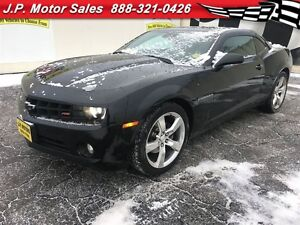 2010 Chevrolet Camaro 2LT, Automatic, Leather, Sunroof,