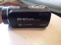 Digital video camera brand new 24.0mega pixel remote