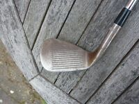 Titleist Vokey wedge, 50 degree, 08 bounce
