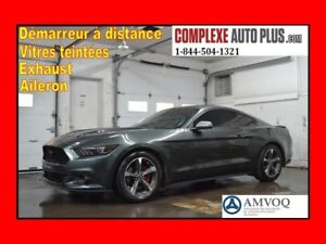 2015 Ford Mustang V6 *WOW Superbe look! Aileron,Exhaust,Jupe