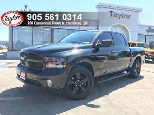 2015 Ram 1500 Express Crew 4x2 V8 Blackout w/Anti-Spin Different