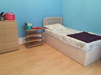 Double Room To Rent. Furnished, very close to town centre and station. All bills included.