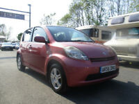 Daihatsu Sirion 1.3 SE 5dr 2006 comes with 12 months mot