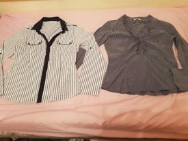 Size 14 Next smart shirts and jeans