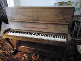 Piano ,overstrung, Waldermar Berlin