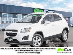 2015 Chevrolet Trax 2LT AWD | BACK UP CAM | REMOTE START