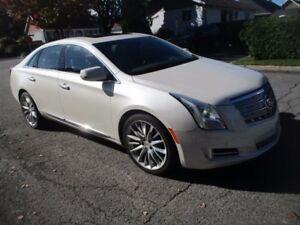 2013 Cadillac XTS Platinum   AWD   LEATHER   ROOF   NAV