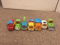 Toot toot cars x 7