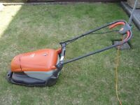"""Flymo """" 330 Compact"""" Hover Mower"""