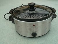 Slow Electric Cooker