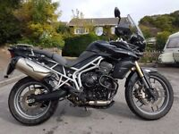 Triumph Tiger 800 - 2011 Black