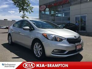 2014 Kia Forte LX PLUS BLUETOOTH ALLOYS HEATED SEATS CRUISE!!