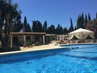 Special offer September: Fabulous finca in Puerto Pollensa, Mallorca - sleeps 10