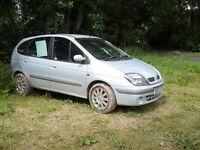 2003 Renault Megane Scenic - Spares or Repair