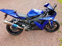 2003 Yamaha YZF R1 Motorcycle