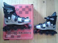 No Fear inline skates size 5/6