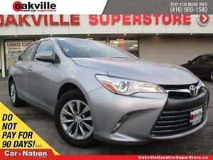 2015 Toyota Camry LE | AUTOMATIC | BLUETOOTH | FUEL EFFICIENT