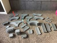 Thomas take and play 57 Piece track