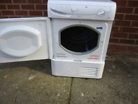 Tumble dryer. 7kg 2yr old Condenser Hotpoint Tumble dryer,