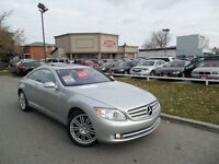 2009 Mercedes-Benz CL-Class CL550 4MATIC  NIGHT VISION AWD