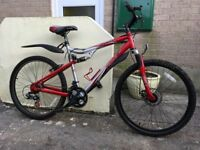 Apollo mountain bike very good condition