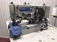 Industrial Sewing Machine Singer 371U-4 Lockstitch Button Hole