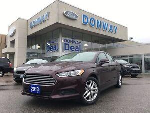 2013 Ford Fusion SE|LOW KM|WARRANTY|$0 DOWN $139 BIWEEKLY OAC