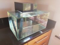 Fluval Edge Led Aquarium, Fluval Advanced Electronic Heater, 23 Litre, Black Gloss