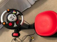 Kids Gaming chair with games