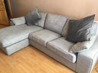 Ikea Kivik 3 seater L-shape sofa