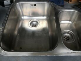 Franke Stainless Steel 1.5 sink