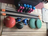Fitness Equipment/Weights
